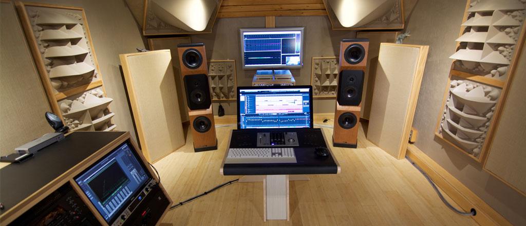 Skylab Recording Studios – Mastering Suite